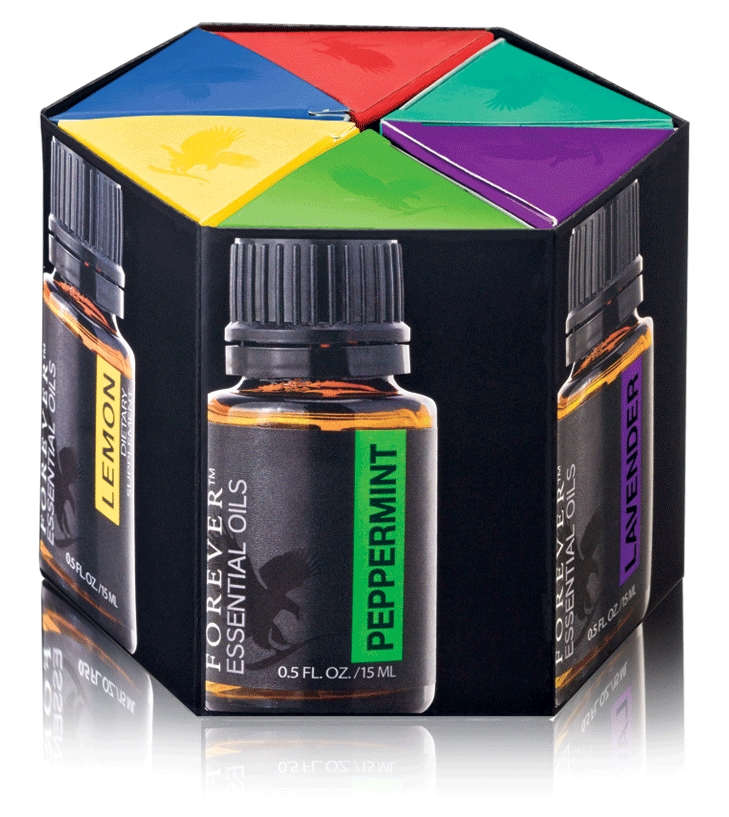 Forever Essential Oil Bundle