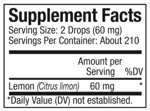 Lemon_ENG_Supplement_Facts